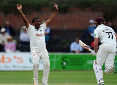 Samit Patel joins Glamorgan on loan deal
