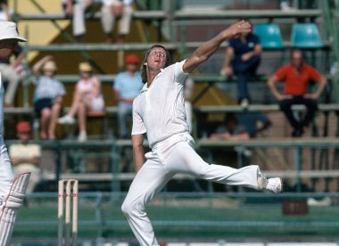 Jeff Thomson: 'The most lethal bowler I've seen' – Almanack
