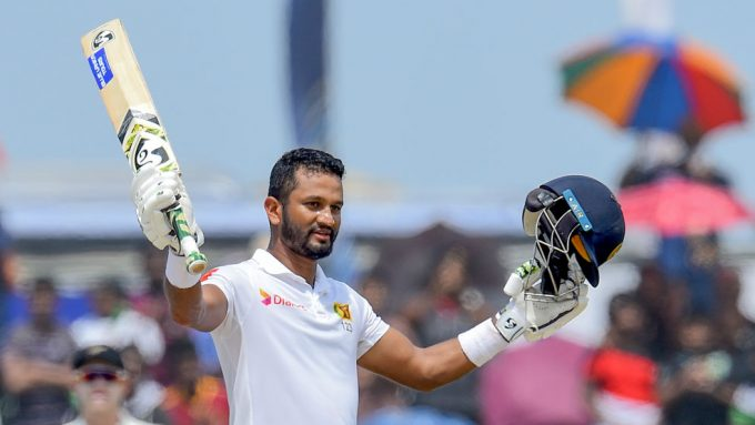 'I had that hunger' – Dimuth Karunaratne was desperate to break his century drought