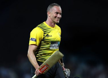 Gloucestershire's Michael Klinger hits eighth T20 century