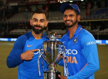 'I was exactly the same' – Virat Kohli lauds Shreyas Iyer