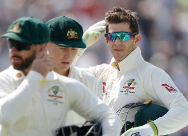 I haven't got a referral correct the whole series – Tim Paine refuses to blame umpires