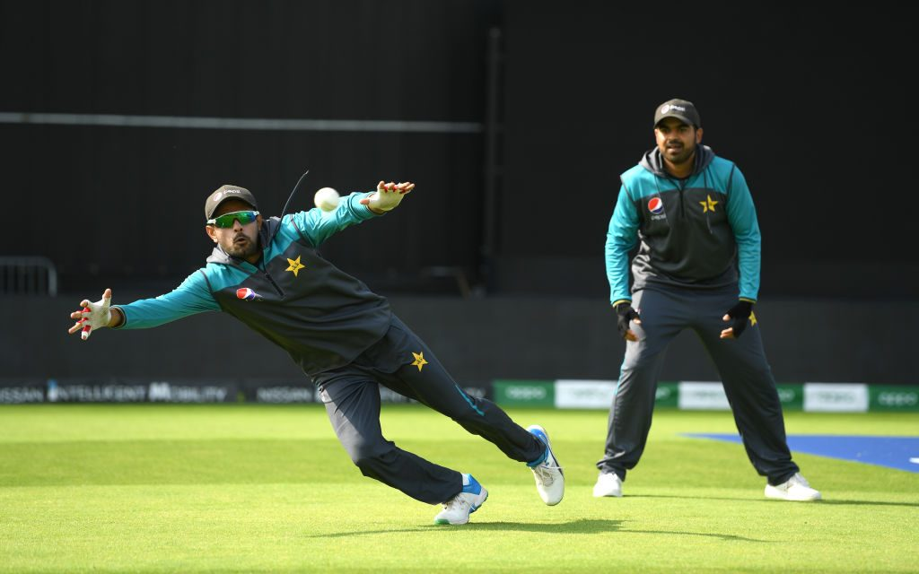 Pakistan fielding standards have improved over the years