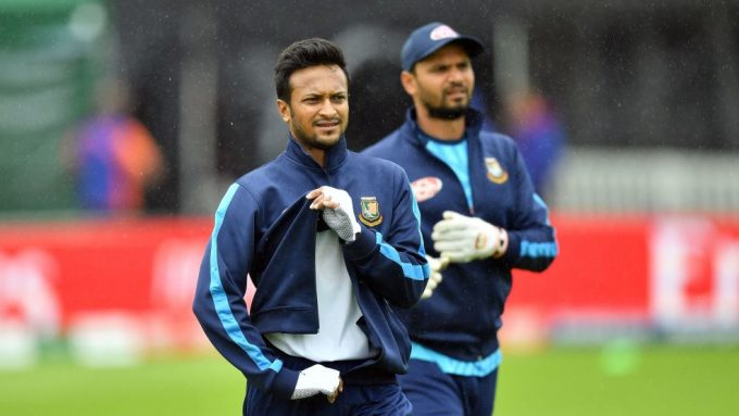 'The captain was not performing' – Shakib blames Mortaza's form for Bangladesh's poor World Cup
