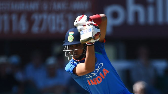 Shubman Gill scores double ton against West Indies A
