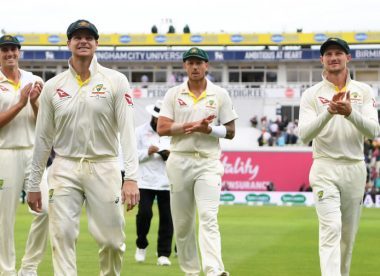 'The love's come back' – Steve Smith proud after emotional hundred