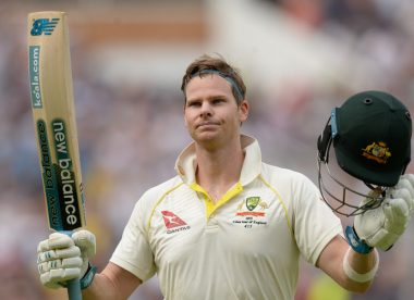 Smith reclaims his rightful throne
