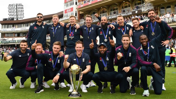 The precarious legacy of England's Cricket World Cup win – Jonathan Liew
