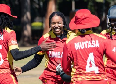 'We don't want to be the last group that plays cricket in Zimbabwe'