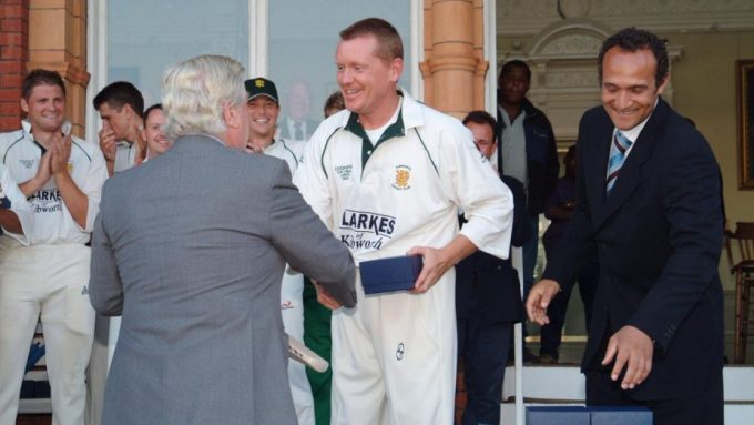 The Wisden Club Cricket Hall of Fame: Russell Spiers
