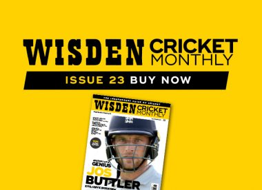 Wisden Cricket Monthly issue 23: Jos Buttler – anatomy of a genius