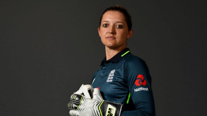 Five reasons Sarah Taylor was an influential figure in cricket
