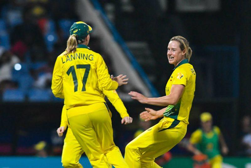 Australia lead the three-match T20I series 1-0