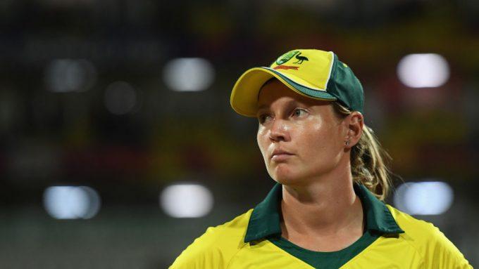 Measuring error halts first women's T20I in Barbados
