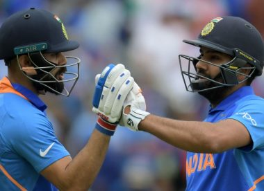 'Absolute nonsense' – Shastri rubbishes reports of rift between Virat Kohli & Rohit Sharma