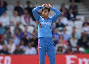 Injured Rashid Khan doubtful for tri-series final