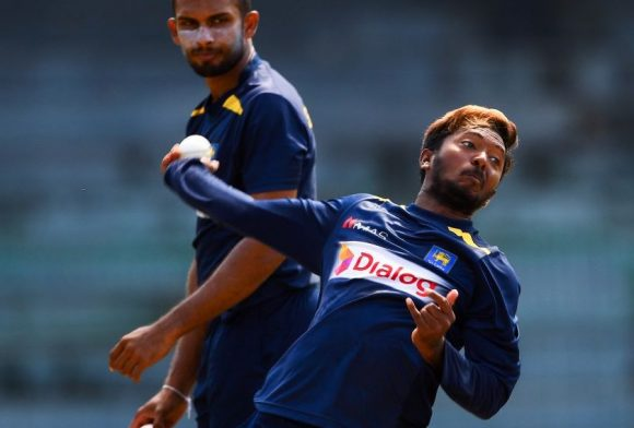 Akila Dananjaya banned from bowling in international cricket for 12 months