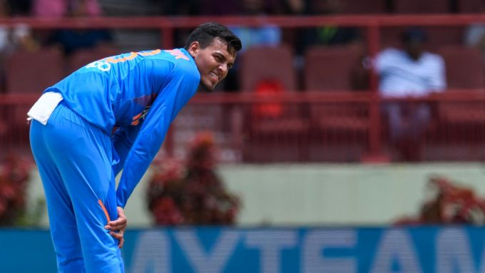 Unfazed by competition, Rahul Chahar eager to make a mark