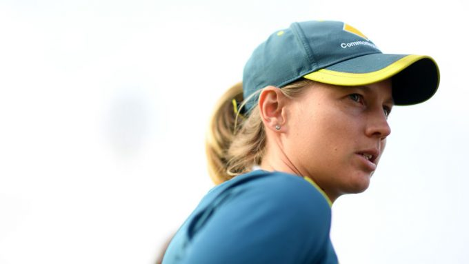 Lanning targetting world domination for Australia