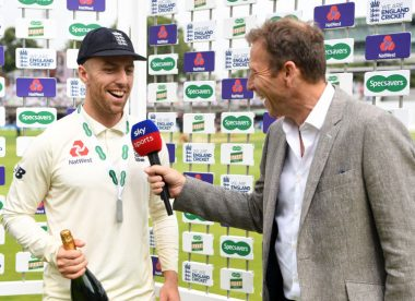 Jack Leach: 92 against Ireland helped me get over my concussion