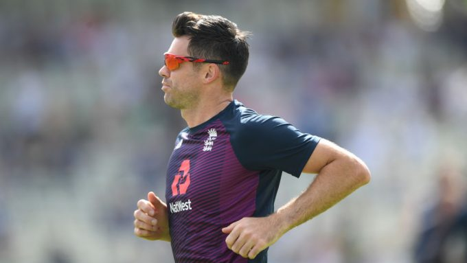 Injury-troubled James Anderson heads to Manchester City for recovery
