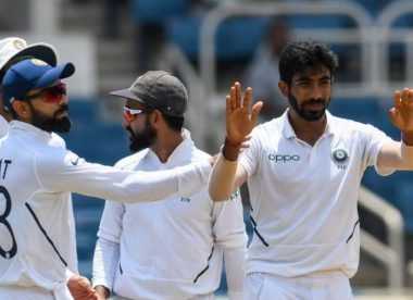 Stress fracture rules Jasprit Bumrah out of South Africa series