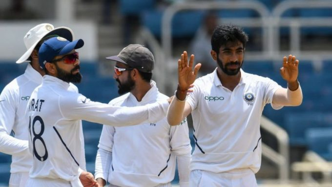 Reports: Bumrah to fly to UK for injury consultation