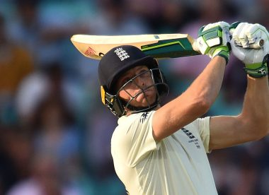 Buttler fireworks add gloss to another fragile England batting display