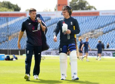 Denly to open at Old Trafford, backs 'dangerous' Roy to thrill at No.4