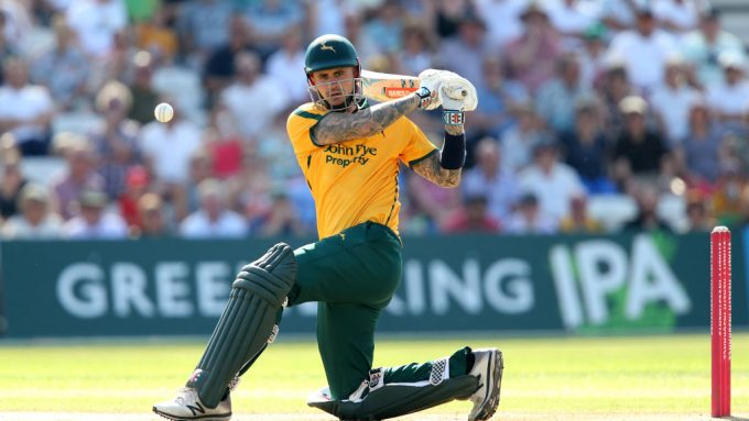 Alex Hales signs new white-ball deal with Nottinghamshire