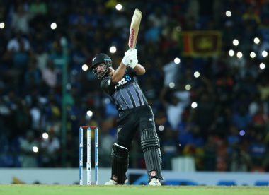 Taylor, De Grandhomme guide New Zealand to T20I win in Sri Lanka