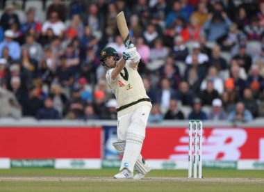 Smith and Cummins shine as Australia dominate England