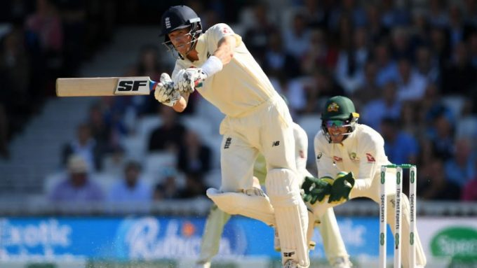 Denly 94 puts England in strong position to level Ashes series