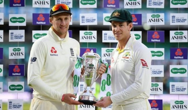 'To Australia, the urn. To England, the momentum'