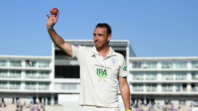 Kyle Abbott claims record 17 wickets, 'spoils the party' for Somerset
