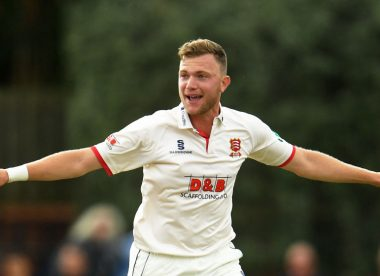 Sam Cook: Essex's under-the-radar lynchpin