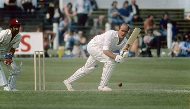 One of English cricket's most colourful characters