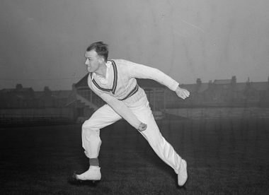 Frank Tyson: The 'Typhoon' who once blew Australia away – Almanack