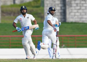 Rohit Sharma is yet to cement his place in the side