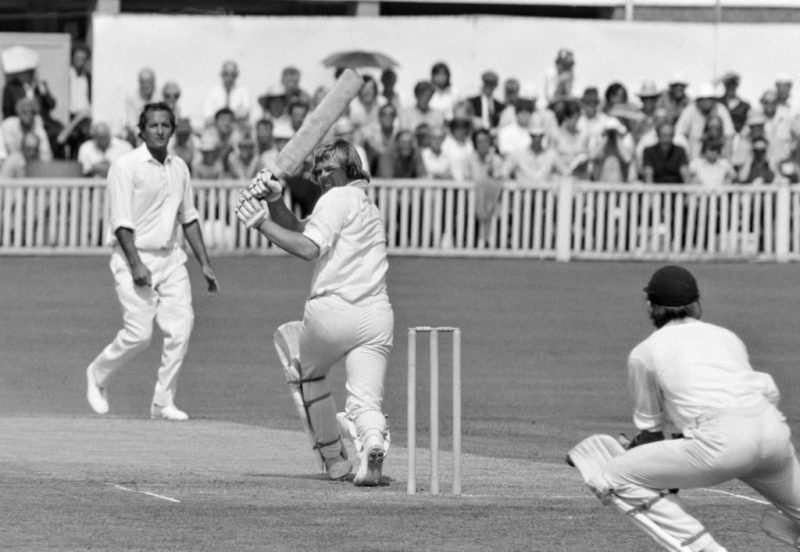 At his best, Procter was a polished, hard-hitting middle-order batsman