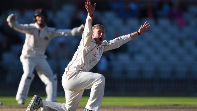 Matt Parkinson: Test call-up is a 'huge honour'