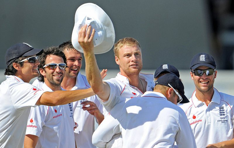 At his prime, Flintoff was arguably England's top bowler – one of the world's best