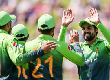 Iftikhar Ahmed, Mohammad Rizwan and Mohammad Nawaz called up to Pakistan ODI squad
