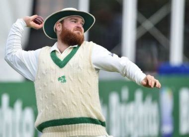 Paul Stirling to leave Middlesex after signing new Ireland deal