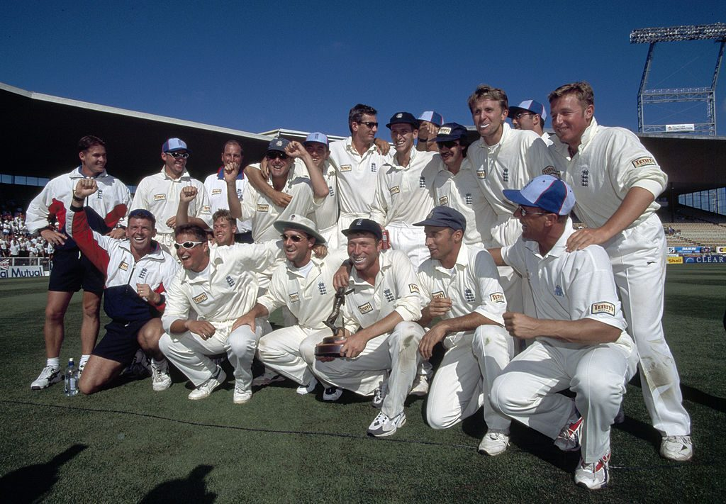 In an England team of brooders and worriers, Gough stood out for his bullish enthusiasm
