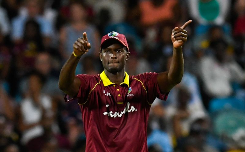 Pollard replaced Holder as West Indies limited-overs captain