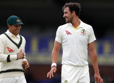 Khawaja dropped, Starc in Australia squad for Manchester