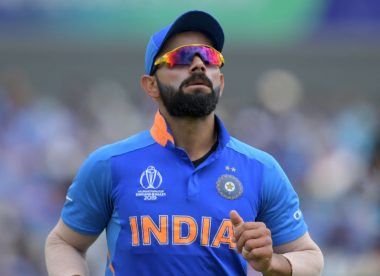 Kohli drops chasing 'comfort zone' to embrace T20I risks