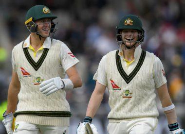 'Good fun' batting with Steve Smith, says Marnus Labuschagne