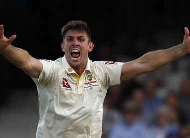 Mitchell Marsh reflects on tough year after starring at Oval